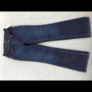 Gap Bootcut jeans boys 8 Slim